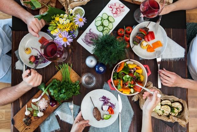 痩せやすい食事の組み合わせ【エピエ DNA&腸内フローラ 知識編】