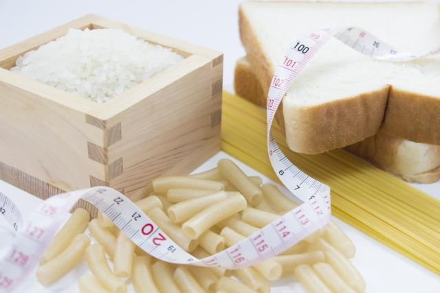 糖質制限ダイエットって本当に効果的!?【エピエ DNA&腸内フローラ 知識編】
